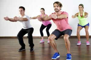 Fitness Merseburg Haus der Balance Training 2
