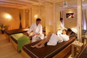 Sauna Fitnessstudio aus der Balance Merseburg