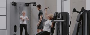 Fitnessstudio Merseburg Haus der Balance Kinesis